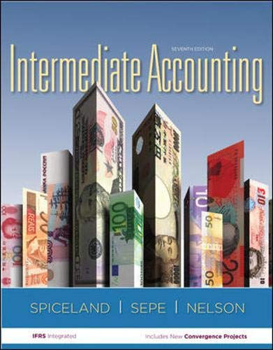 9780077614058: Intermediate Accounting Volume I (Ch 1-12) with Annual Report