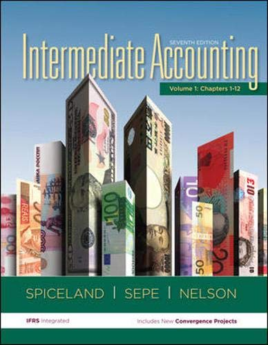 9780077614065: Intermediate Accounting Volume 2 (Ch 13-21) with Annual Report