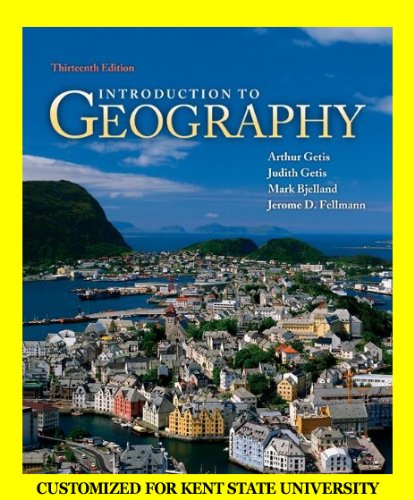 9780077618445: Introduction to Geography