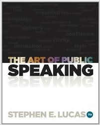 9780077619848: The Art of Public Speaking-custom for Bryant and Stratton
