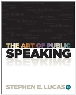 9780077619855: The Art of Public Speaking (with Connect)