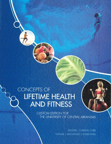 9780077620462: Concepts of Lifetime Health and Fitness