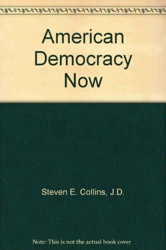 9780077620875: American Democracy Now