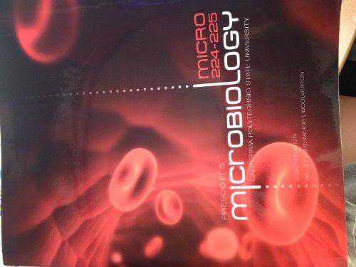 9780077621995: Prescott Microbiology Micro 224-228