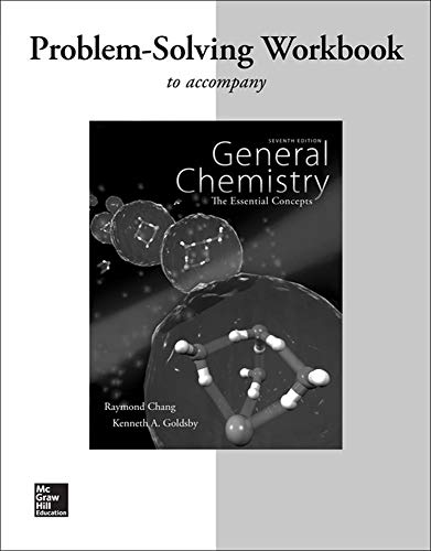 9780077623319: Workbook with Solutions to accompany General Chemistry: The Essential Concepts