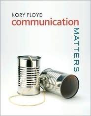 9780077625801: Communication Matters