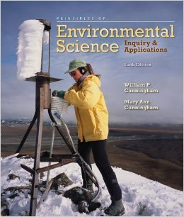 9780077626501: Principles of Environmental Science Inquiry and Applications