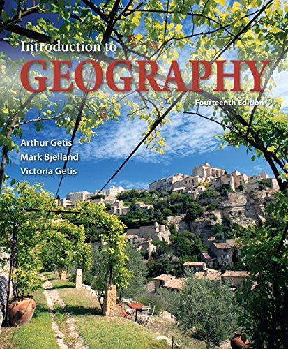 9780077627027: Connect Plus Geography with LearnSmart 1 Semester Access Card for Introduction to Geography