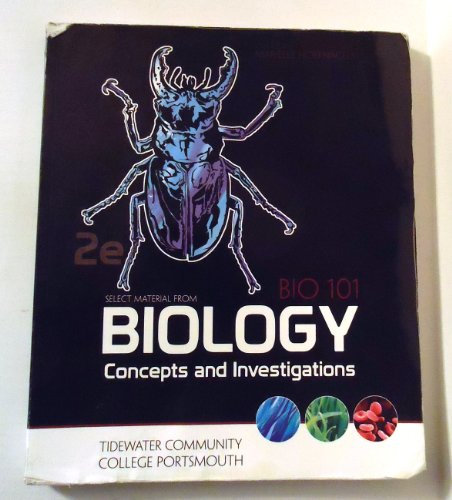 9780077629403: BIOLOGY BIO 101 CONCEPTS+..>CUSTOM<