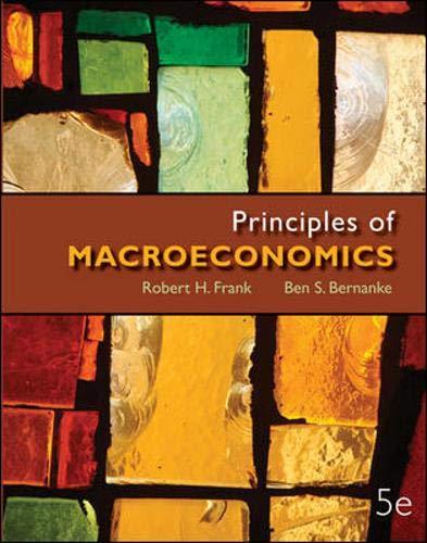 9780077630645: Principles of Macroeconomics with Connect Plus