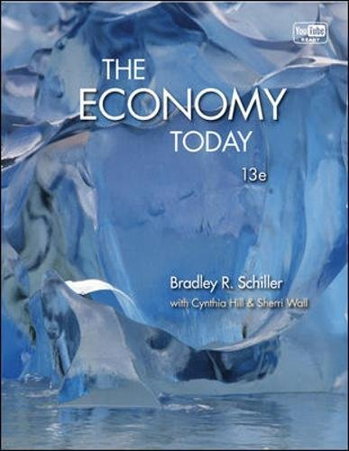 9780077630676: The Economy Today with Connect Plus