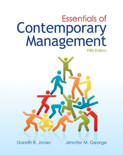 9780077630805: Essentials of Contemporary Management with Connect Plus