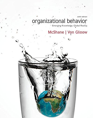 9780077631529: Organizational Behavior with Connect Plus