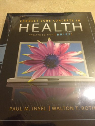 9780077632151: Connect Core Concepts in Heath