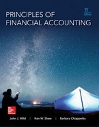 9780077632892: Principles of Financial Accounting.