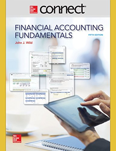 9780077633172: Connect 1 Semester Access Card for Financial Accounting Fundamentals