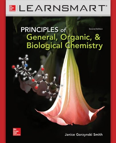 9780077633639: Connect Chemistry 1 Semester w/ LearnSmart Access Card for Principles of General, Organic & Biochemistry
