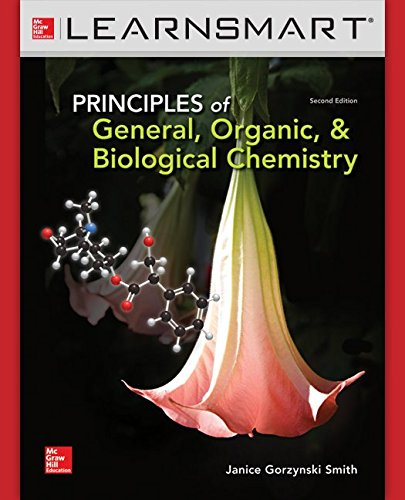 9780077633653: Connect Access Card for Principles of General, Organic & Biochemistry