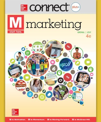 9780077635633: Connect Plus Marketing with LearnSmart 1 Semester Access Card for M: Marketing