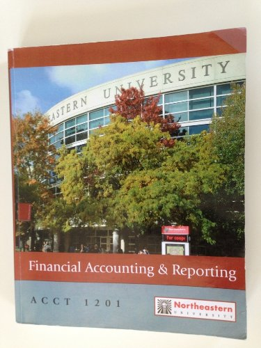 Financial Accounting & Reporting: Robert Libby, Patrcia