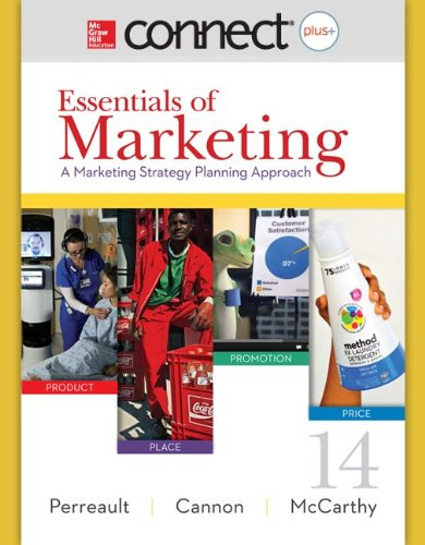 9780077636678: Connect Plus Marketing with LearnSmart 1 Semester Access Card for Essentials of Marketing