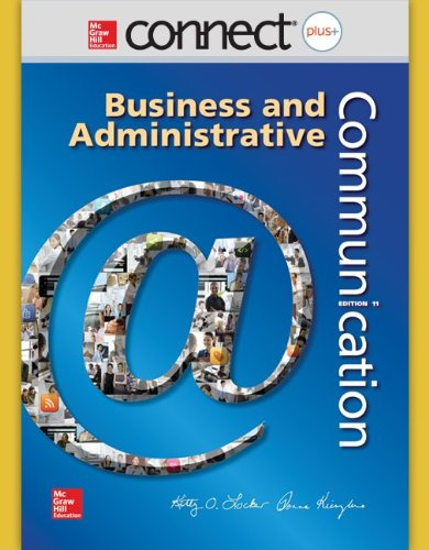 9780077637125: Connect 1-Semester Access Card for Business and Administration