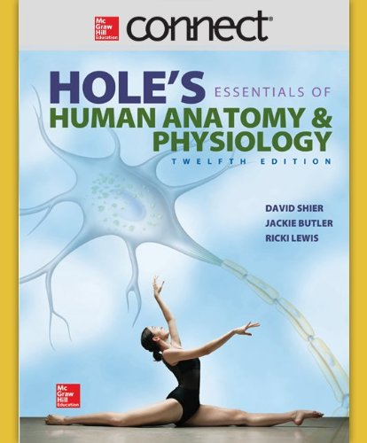 9780077637828: Connect Anatomy and Physiology 1 Semester Access Card for Hole's Essentials of A&P