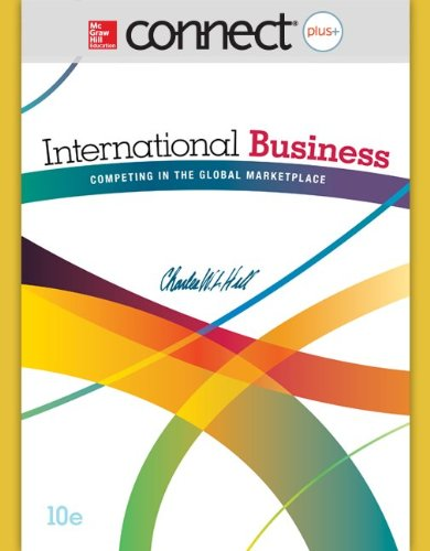 9780077638108: International Business Connect Access Card