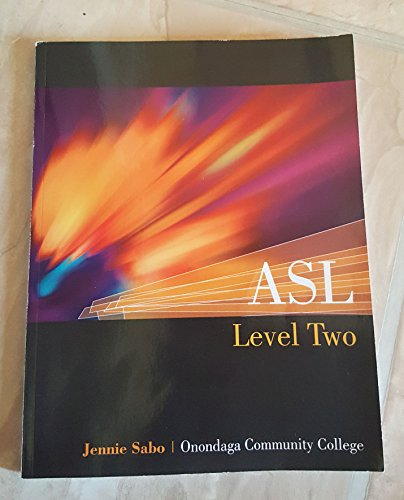 9780077638276: ASL Level Two (student materials)