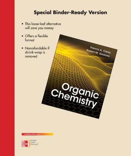 9780077640187: Loose-Leaf for Organic Chemistry