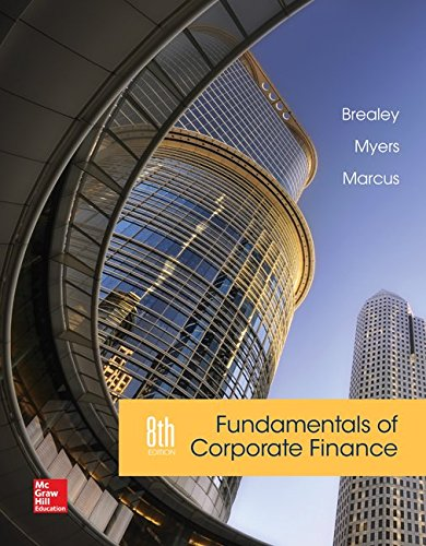 9780077640804: Loose Leaf Edition for Fundamentals of Corporate Finance (The Mcgraw-Hill/ Irwin Series in Finance, Insurance, and Real Estate)