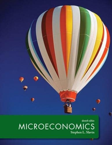 9780077641542: Microeconomics (McGraw-Hill Economics)