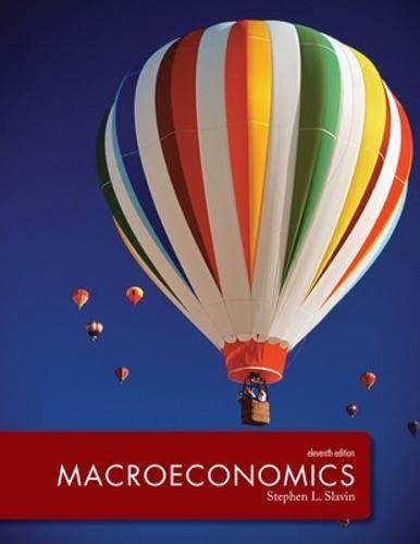 9780077641559: Macroeconomics (Mcgraw-hill Series Economics)