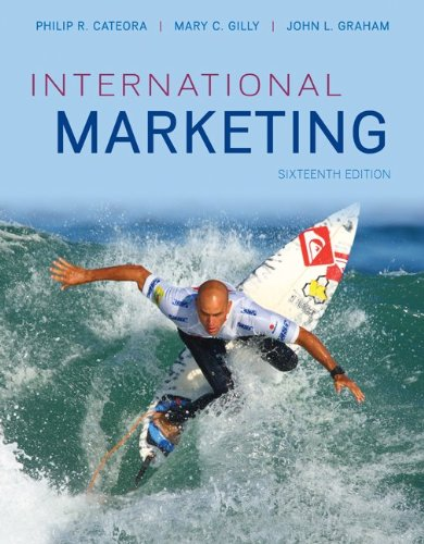 9780077642297: Loose-Leaf International Marketing
