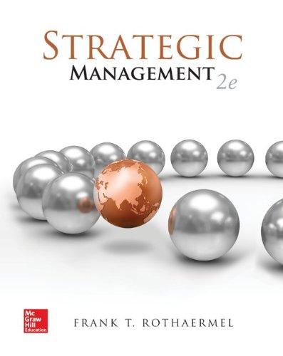 9780077645069: Strategic Management: Concepts