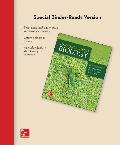 9780077646028: Loose Leaf for Understanding Biology
