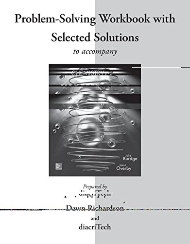 9780077646448: Problem Solving Workbook for Chemistry: Atoms First