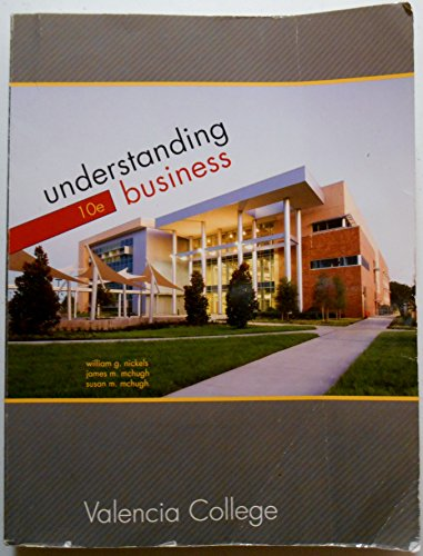 9780077648862: Understanding Business