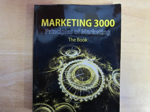 9780077649173: MARKETING 3000:PRIN.OF MARKET.