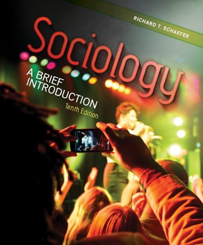 9780077649234: Looseleaf for Sociology: A Brief Introduction