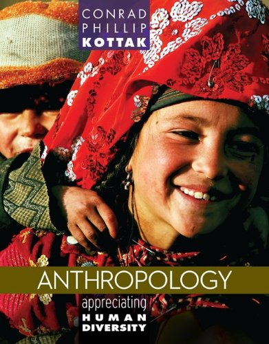 9780077649340: Looseleaf for Anthropology: The Exploration of Human Diversity