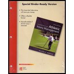 9780077649807: Essentials of Athletic Injury Management 9th