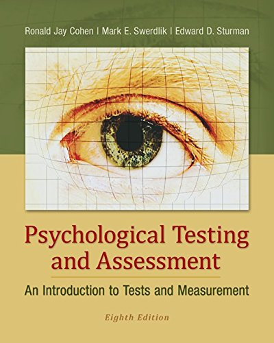 9780077649814: Loose Leaf for Psychological Testing and Assessment