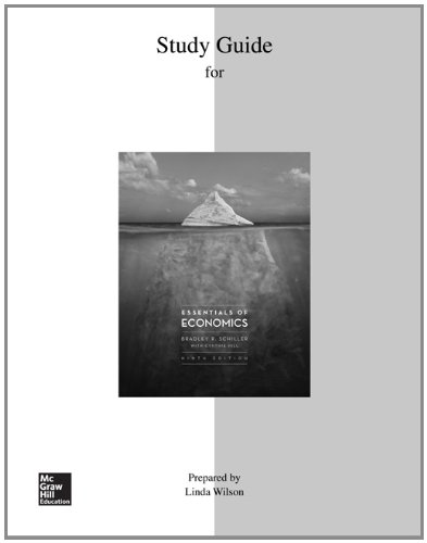 9780077650155: Study Guide for Essentials of Economics