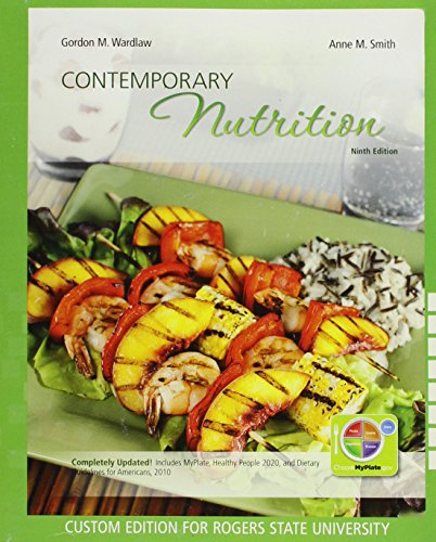 9780077650308: Contemporary Nutrition (9th Edition) (RSU Custom)