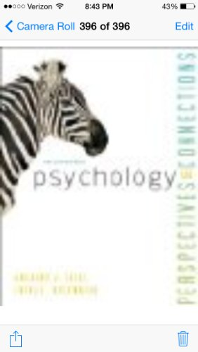 Psychology 2nd Edition Perspectives and Connections: Gregory J. Feist; Erika L. Rosenberg