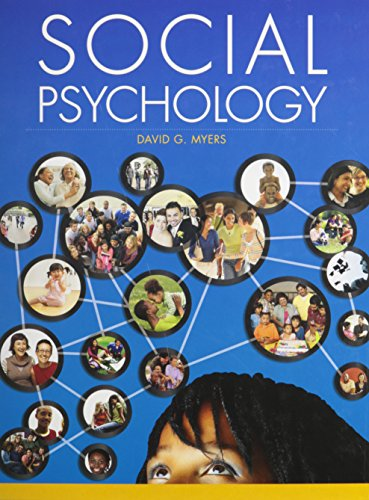 9780077651145: Social Psychology With Connect Plus