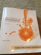 9780077652081: The Science of Psychology an Appreciative View (Florida State College Jacksonville)