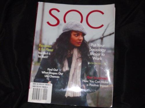 9780077652333: SOC 2012 (SOC: Put Your Sociology Major to Work)
