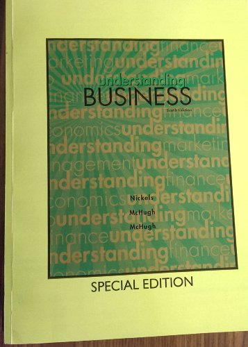 9780077652531: Understanding Business with Connect Plus Special Edition for Ivy Tech Community College
